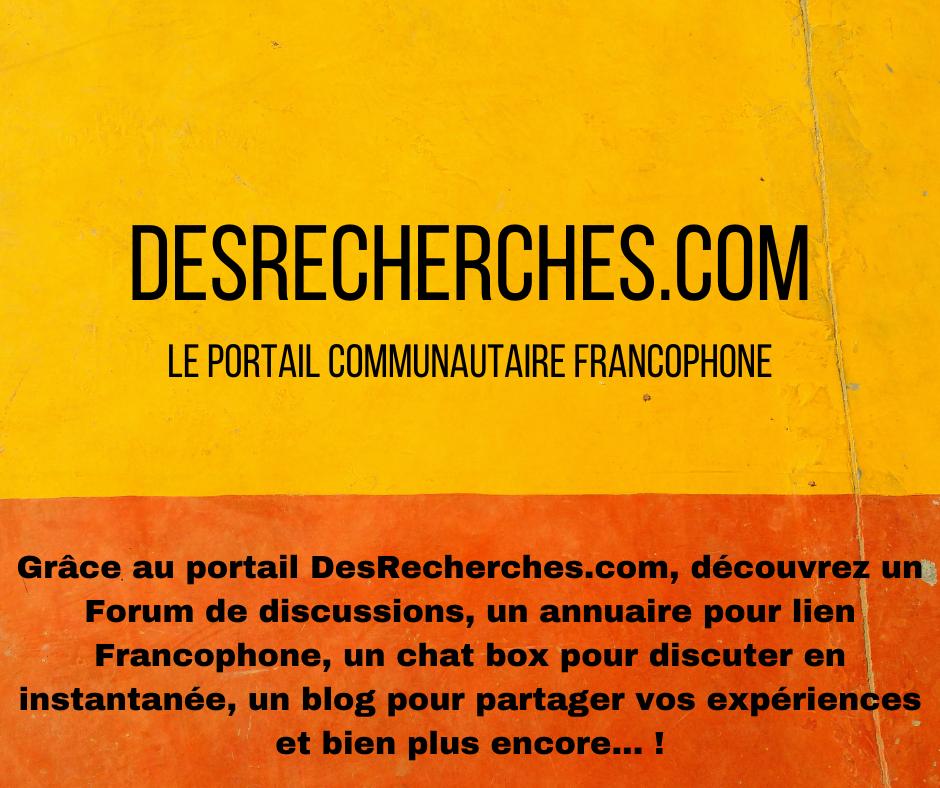 Image de publication Facebook (DesRecherches.com)