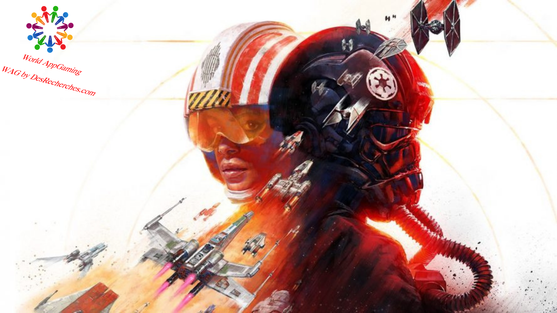 Fond d'écran (WAG by desrecherches.com) Star Wars - 1