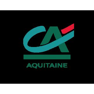 Logo du Credit Agricole Aquitaine - 1