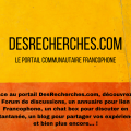 Desrecherches com