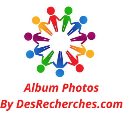 Logo - Album Photos by DesRecherches.com 2