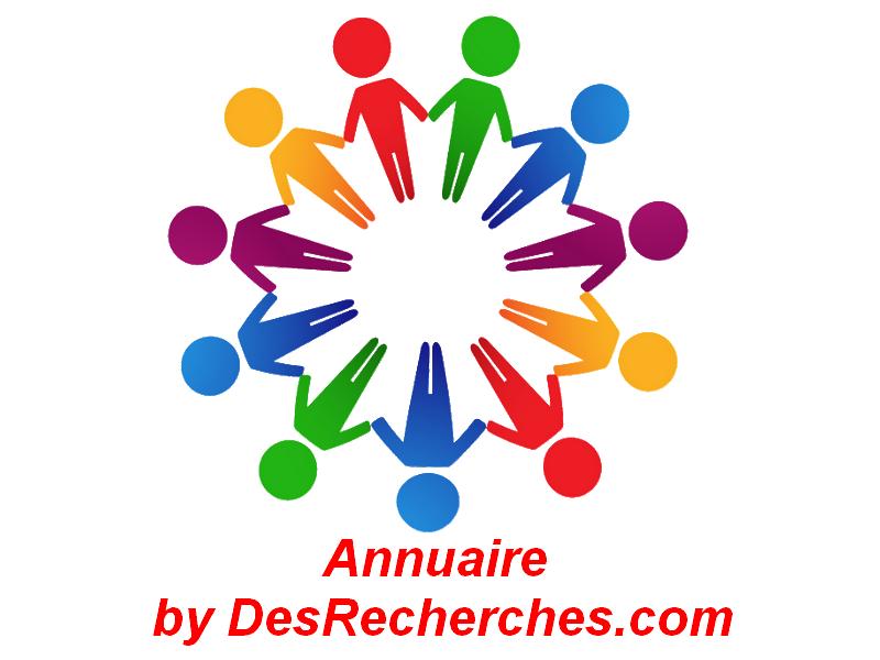 Logo de l'Annuaire by DesRecherches.com - 1
