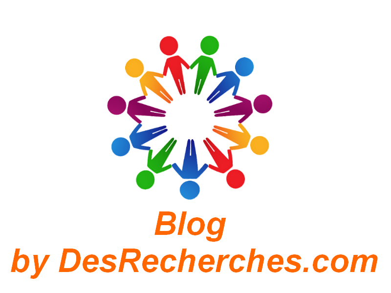 Logo de Blog by DesRecherches.com - 1