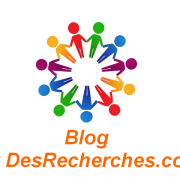 Logo - Blog by DesRecherches.com