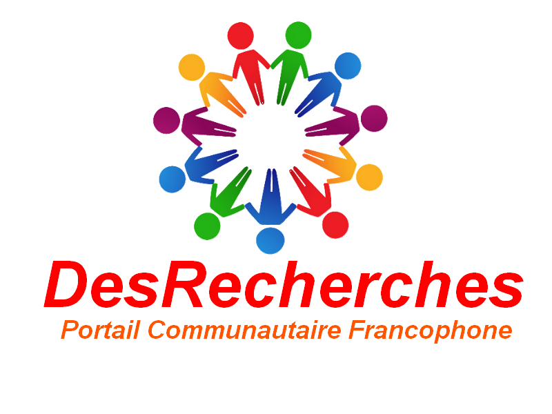 Logo Officiel DesRecherches.com N°4