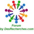 Logo de Forum by DesRecherches.com - 1