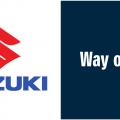 Logo Suzuki (Maruti)