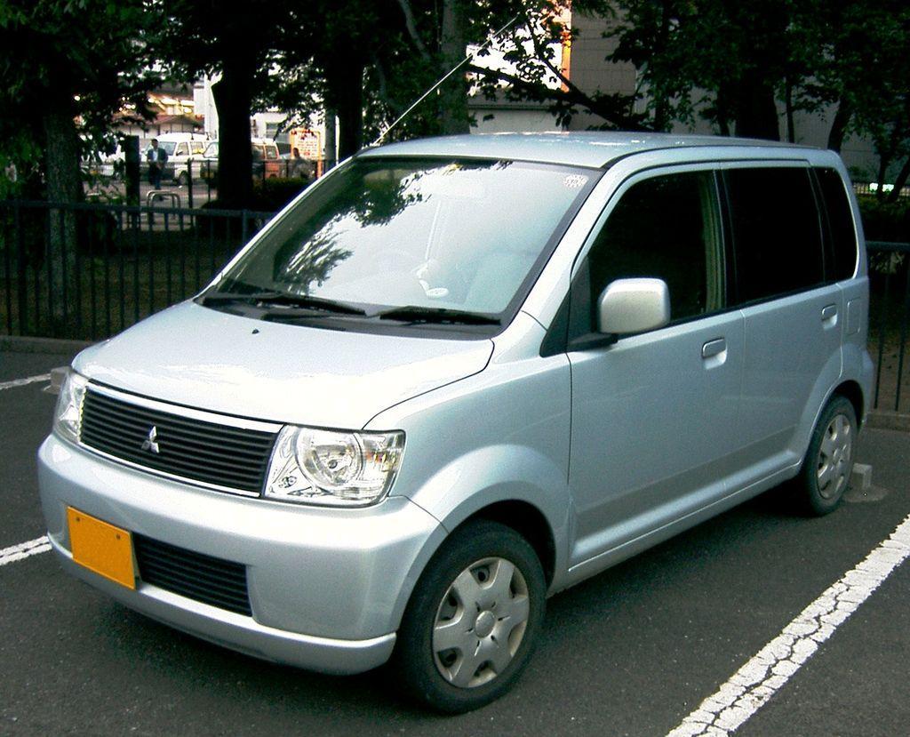 Mitsubishi eK - Nissan Otti