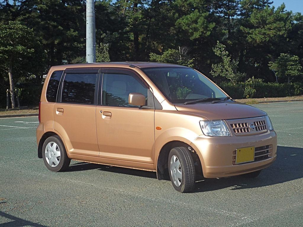 Nissan Otti - Mitsubishi eK