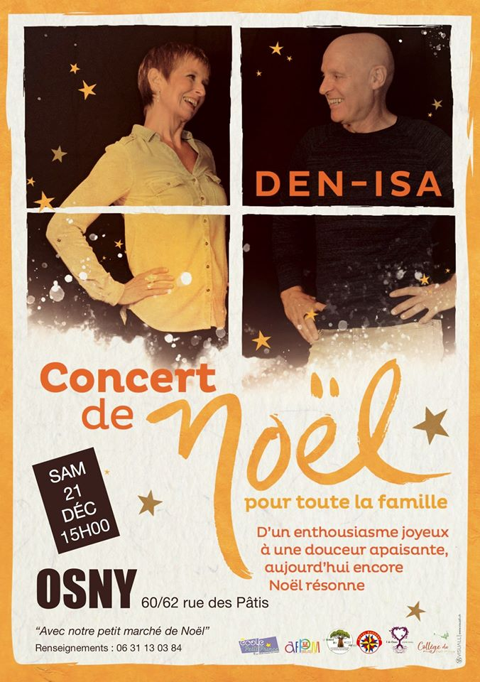 Osny concert de noel 2019