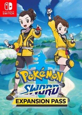 Pokémon Épée : Pass d'extension Switch (Europe)