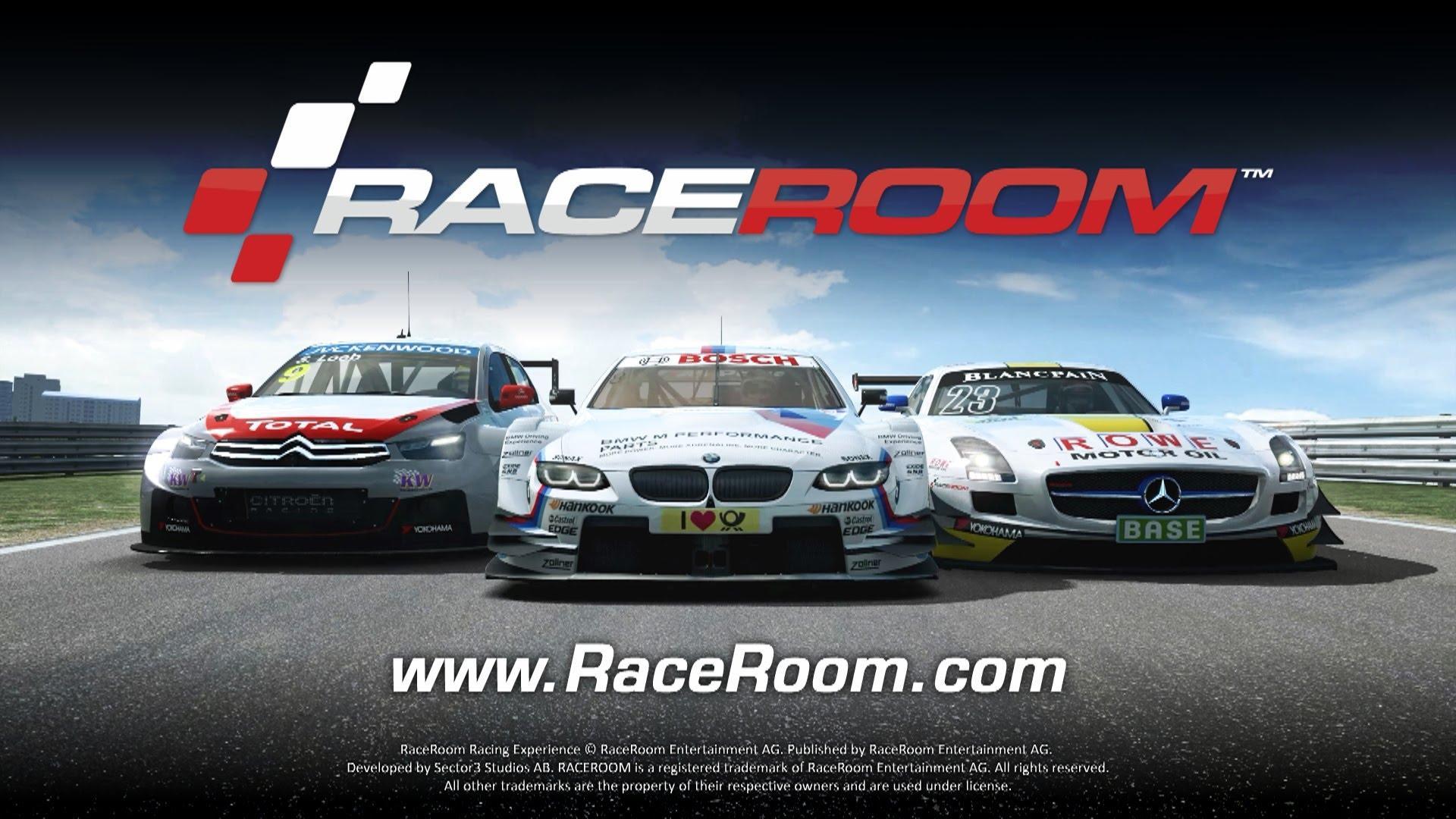 RaceRoomRacing Expérience (R3R Experience)