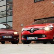 Renault Clio 1 vs Renault Clio 5