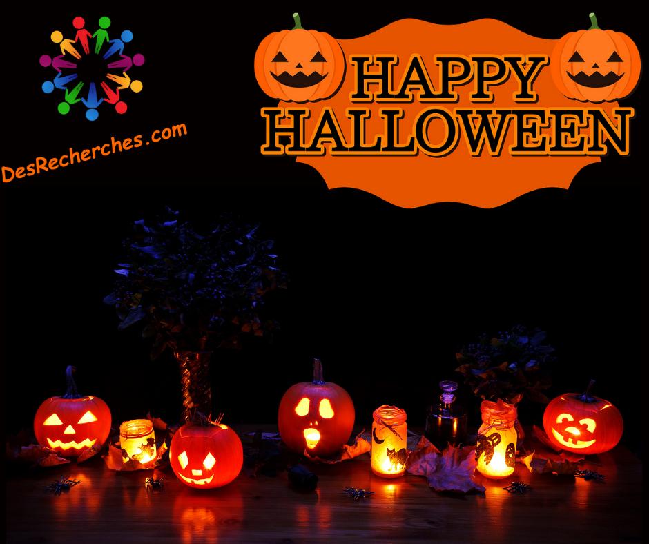 Joyeux Halloween 2020 à tous!