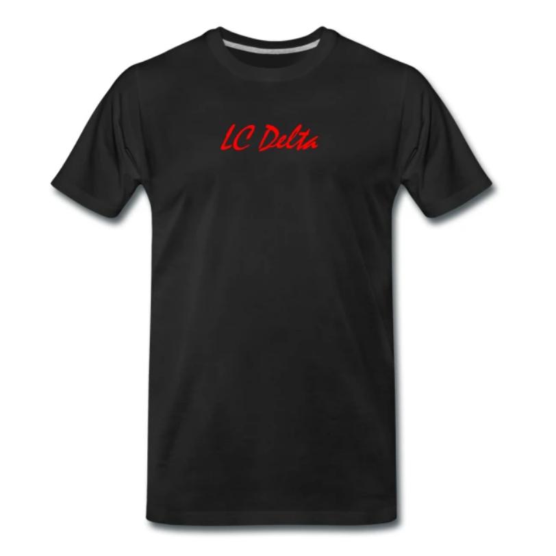 Premier Logo de la marque LC Delta !