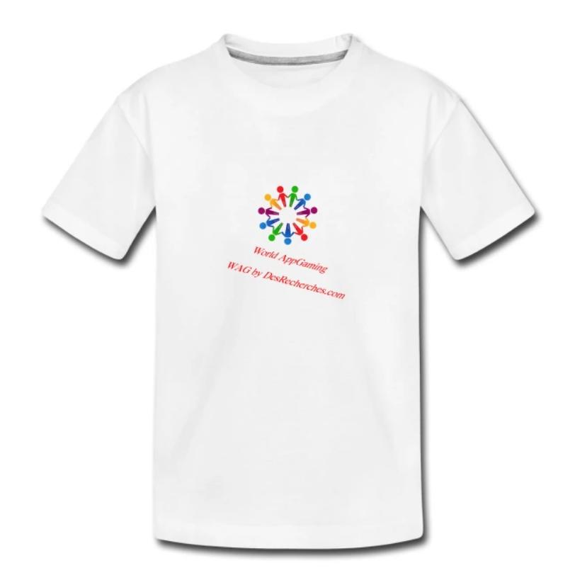 Premières version du logo de WAG by DesRecherches.com (Service proposé par DesRecherches.com).