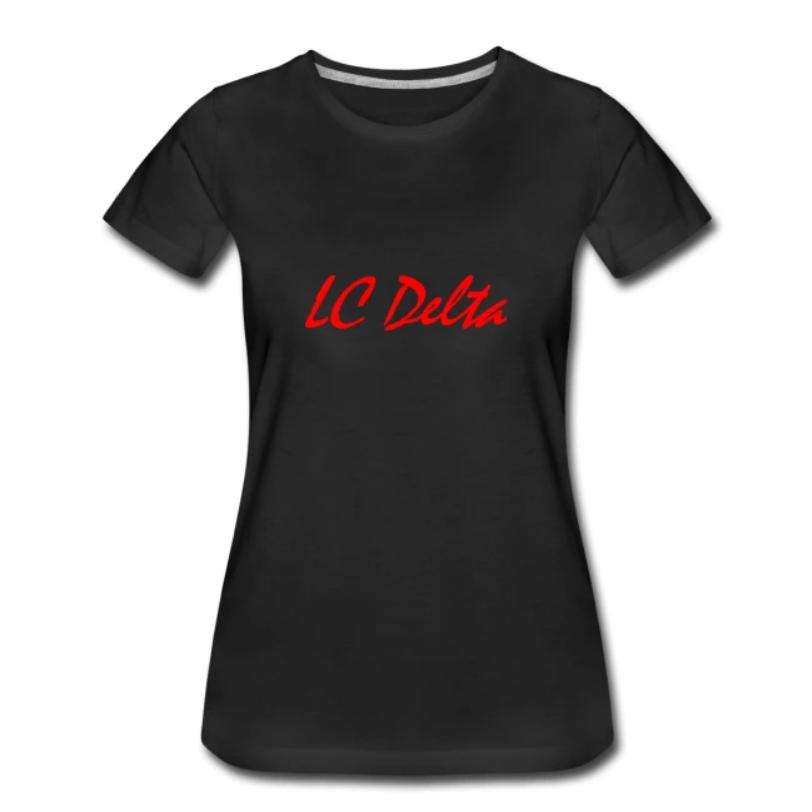 [T-shirt Premium Femme] Premier logo de la marque