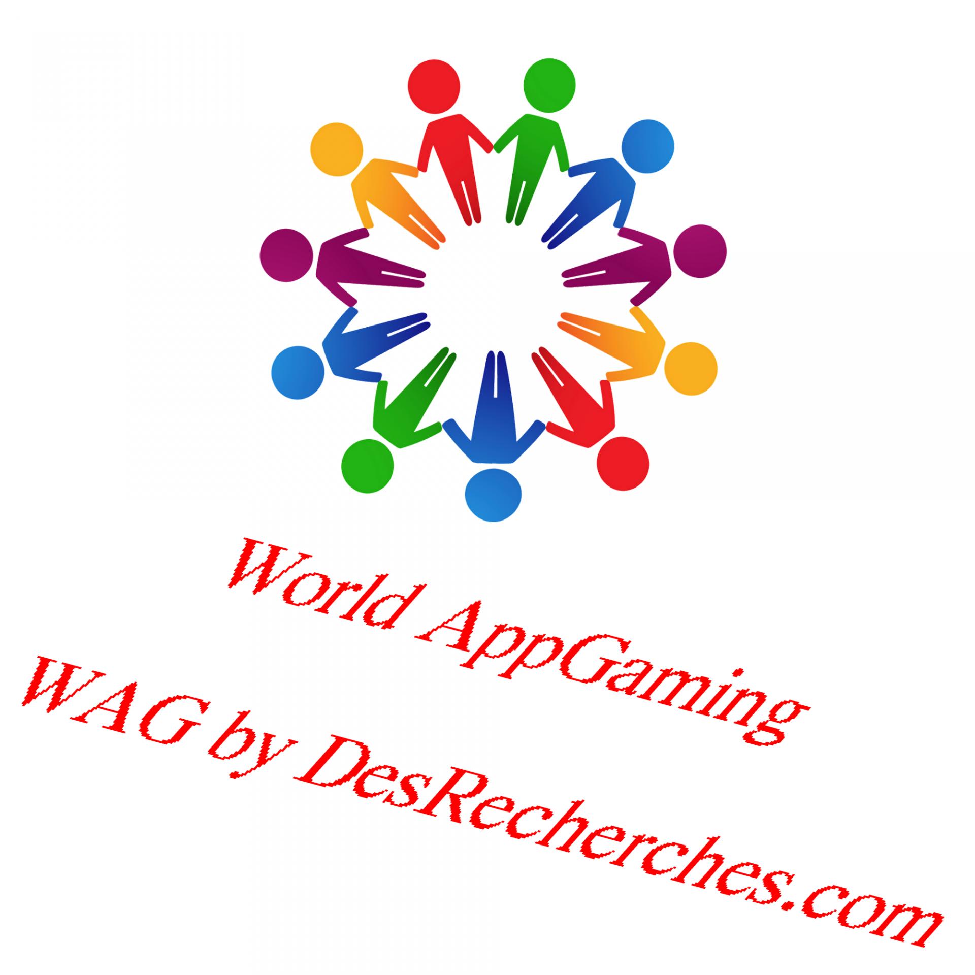 Wag by desrecherches com transparence logo