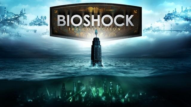 BIOSHOCK THE COLLECTION REMASTERED PS4 XBOX ONE